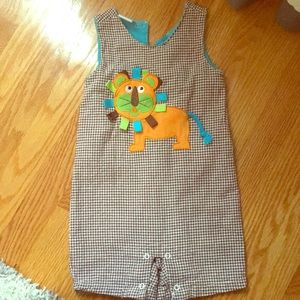Other - Boys lion short all